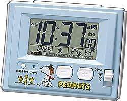 Snoopy Radio Digital Alarm Clock