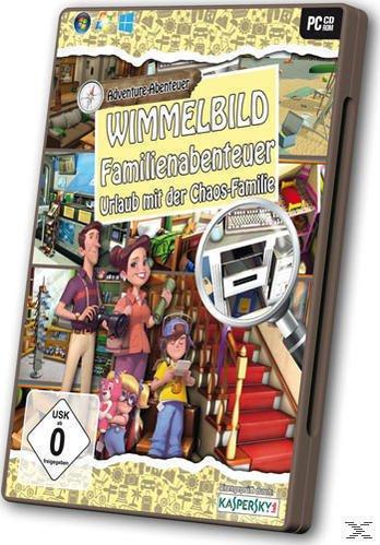 Preisvergleich Produktbild Wimmelbild: Familienabenteuer