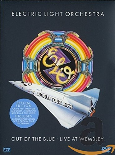 ELO - The 'Out of the Blue' Tour - Live at Wembley (Direct Outs)