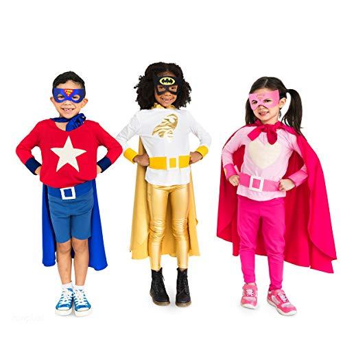 51cDHYflL1L - URAQT Mascaras Superheroes, Máscaras para Niños, Máscaras Disfraz Superheroes Niños, Máscaras para Niños, Superheroes Party Máscaras, para Niños Mayores de 3 Años -16 Piezas