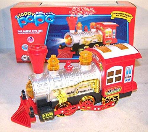 Unbekannt Bubble Tren Locomotora Bump & Go juguete de pompas Máquinas de ventiladores