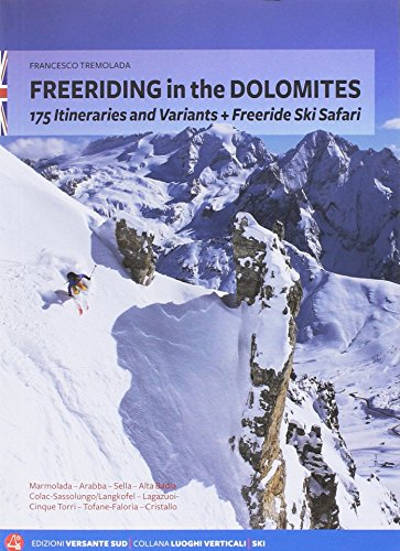 Freeride in the Dolomites por francesco tremolada