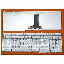 TECLADO TOSHIBA SATELITE L655-S5096 L655-S5097 L655-S5098 L655-S5098BN SP BLANCO