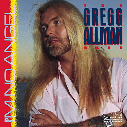 Gregg Band Allman: I'm No Angel (Audio CD)