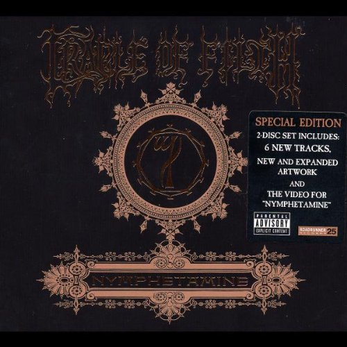 Nymphetamine [Special Edition] By Cradle Of Filth (2005-02-21)