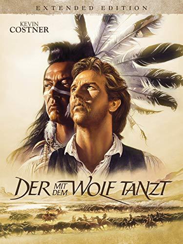 Der mit dem Wolf tanzt: Extended Edition (Dem Film Mit Der Tanzt Wolf)