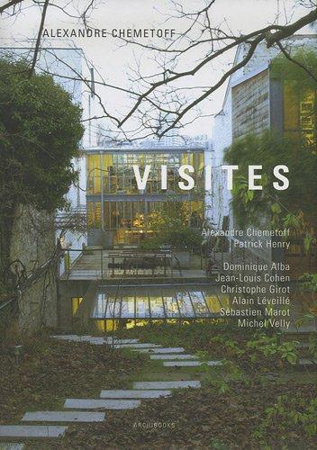 Visites (avec un DVD) par Alexandre Chemetoff, Patrick Henry