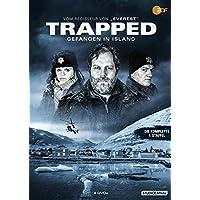 Trapped - Gefangen in Island - Die komplette 1. Staffel