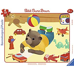 Puzzle Petit ours brun