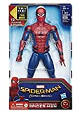 Marvel Spiderman Spiderman Figura con Frases y Sonidos, 30 cm (Hasbro...