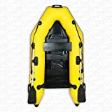 AQUAPARX RIB 230 Schlauchboot * verschiedene Farben * Ruderboot Paddelboot Gummiboot Sportboot Angelboot Motorboot Motor aufblasbar Boot