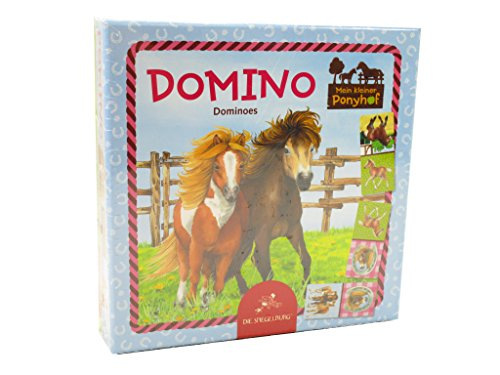 Our Pony Club My Little Dominoes  13 x 6 cm  Model  12689