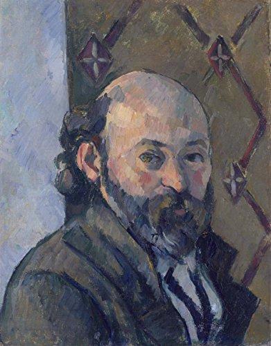Das Museum Outlet-Self Portrait, 1880-A3Poster - 1880 Portrait