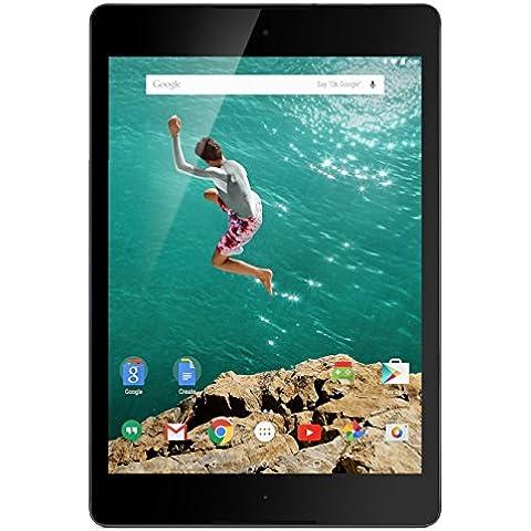 Google Nexus 9 - Tablet de 8.9 (Bluetooth 4.0 + WiFi, 16 GB, 2 GB RAM, Android 5.0 Lollipop), negro