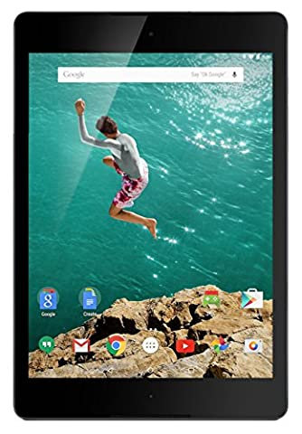 Nexus 9 Tablette tactile 8,9'' 32 Go (2014) Androïd 5.0 Lollipop Noir