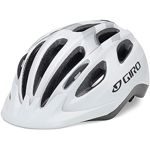 Giro Skyline II Lid - White/Silver,