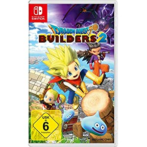 Dragon Quest Builders 2 Parent