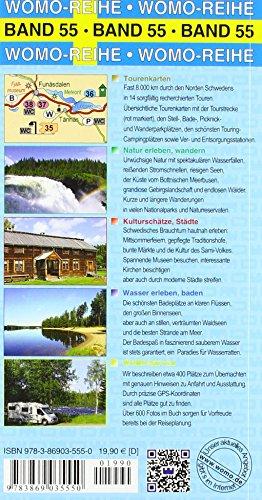 Mit dem Wohnmobil nach Nord-Schweden (Womo-Reihe, Band 55): Alle Infos bei Amazon