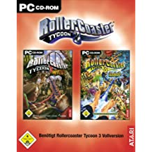 Rollercoaster Tycoon 3: Wild! + Soaked! (Add-Ons) [Software Pyramide]