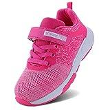 ALLCHAR Kinder Tennisschuhe für Jungen und Mädchen Casual Wanderschuhe Leichte atmungsaktive Laufschuhe Fashion Sneakers