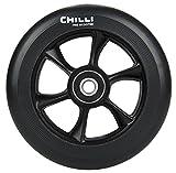 Chilli Turbo-Reifen, 110mm Schwarz/Schwarz