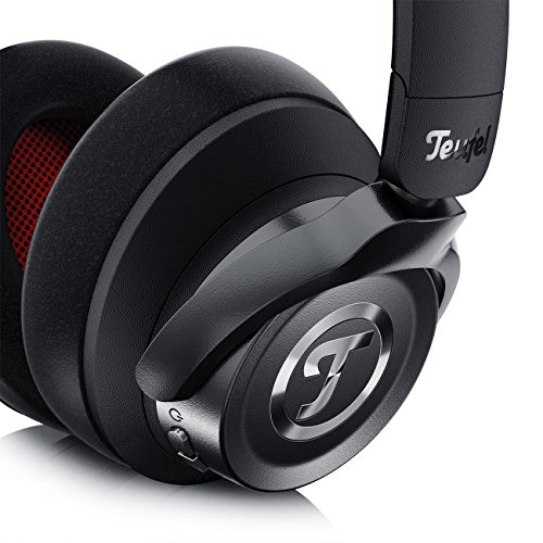 Teufel REAL Blue Schwarz Kopfhörer Musik Stereo Headphones Sound Klinke Earphones - 2
