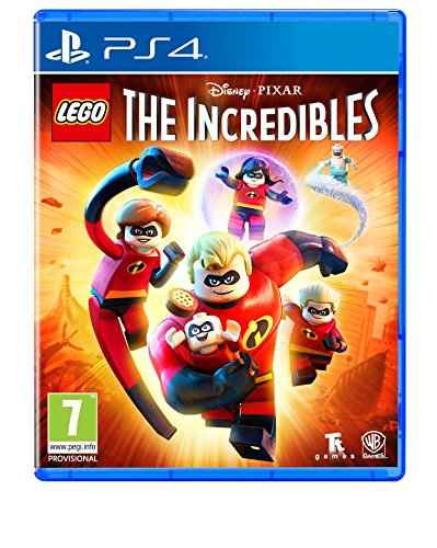 LEGO The Incredibles (PS4) Best Price and Cheapest