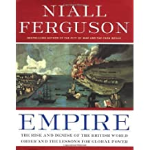 Empire by Ferguson, Niall Published by Basic Books 1st (first) edition (2003) Hardcover