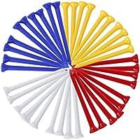 SODIAL (R) 100 pz Plastica Golf Tee