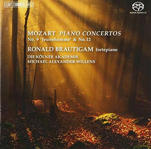 Sämtliche Klavierkonzerte Vol. 1
