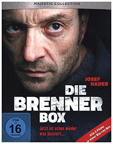 Die Brenner Box [Blu-ray] -