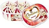 Cremissimo - Amarena Vanilleeis Kirsche Weiße Schokolade Fruchtsauce Speiseeis Eiscreme Langnese TK - 0,9l