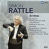 Rattle dirige Britten (Coffret 5 CD)