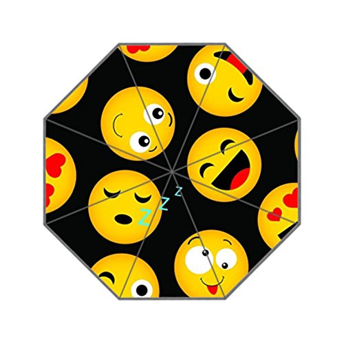 LiFei Business Emoji UV da uomo ombrello Custom Umbrella Senior Custom