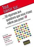50 réponses aux questions que vous n'osez même pas poser ! Signaux faibles et scénarios dynamiques pour vitaliser la prospective