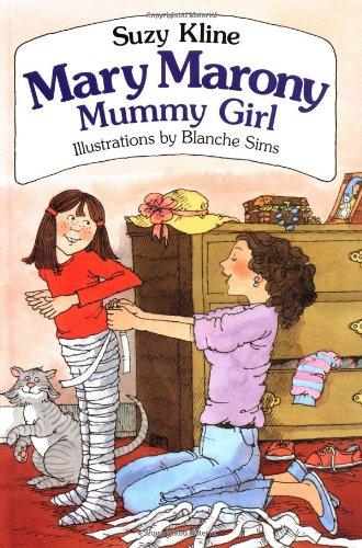 Mary Marony Mummy Girl