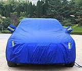 CCGG BMW Blau M-Serie X-Serie Spezielle Autokleidung Autoabdeckung Sonnenschutz Isolierung Regen Und Schnee Frost Winterabdeckung (Farbe : Blau, größe : M2)