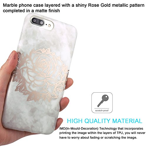 Cover Iphone 8 Plus Jiaxiufen Tpu Gel Silicone Protettivo Custodia