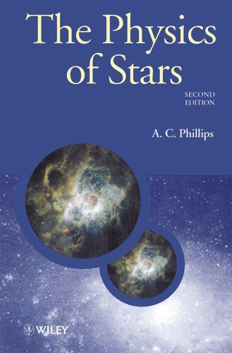 The Physics of Stars (Manchester Physics Series Book 37) (English Edition)