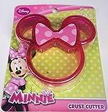 Disney Minnie Mouse Sandwich Crust Cutte...