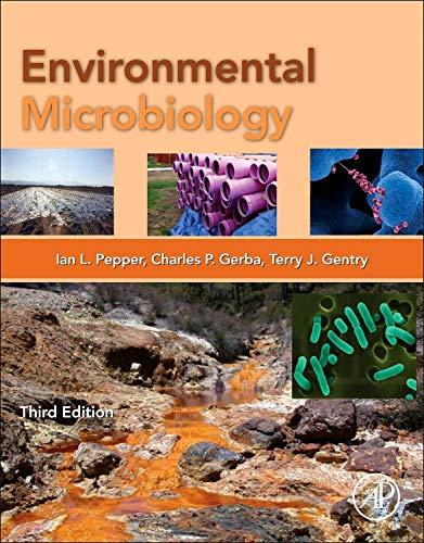 Environmental Microbiology PDF Books