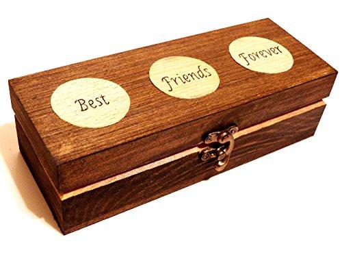Birthday Gift For Him Personalized Best Friend Anniversary Mens Groomsmen Box Custom Dad