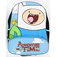 Adventure Time con Finn e Jake Character-Zaino
