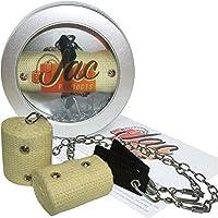 Jac Products 65mm Fire Poi Set