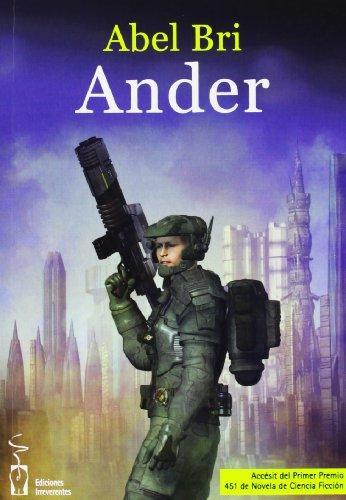 Portada del libro Ander (2099 de Ciencia Ficción)