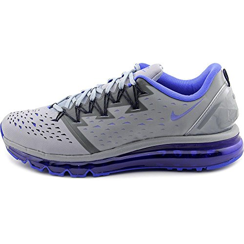 Nike Air Max Pacfly Synthétique Chaussure de Course Stealth-Racer Blue-Black