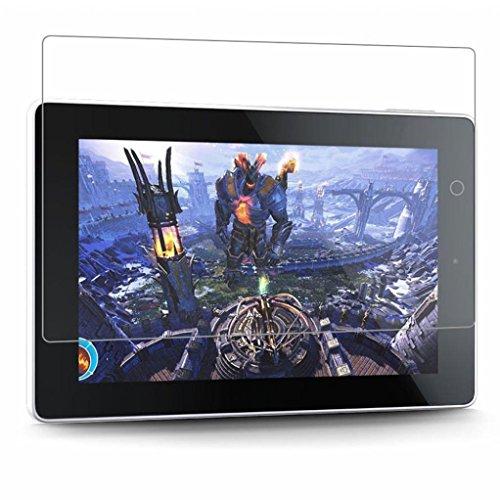 Para Kindle Fire HD 82015Protector de pantalla, Fulltime (TM) templado cristal Protector...