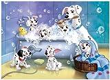 Ravensburger Nathan - 86612 - Puzzle Enfant Classique - Les 101 Dalmatiens - Tous au bain ! - 60 Pièces