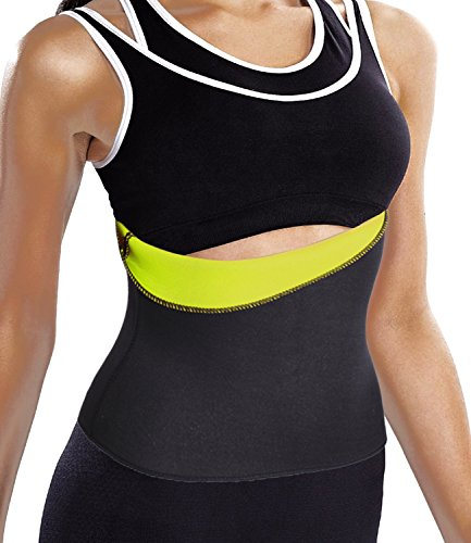 Sauna Vest Belt Neoprene Trainer Top Sweat Slimming Shirt for Weight Loss Workout