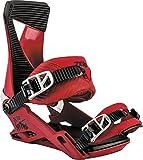 Nitro Snowboards Herren Zero Bdg.'18 Snowboard Bindung, Blood, L